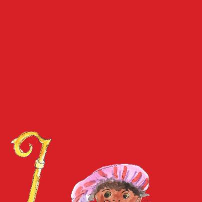 De zak van Sinterklaas met naam 2