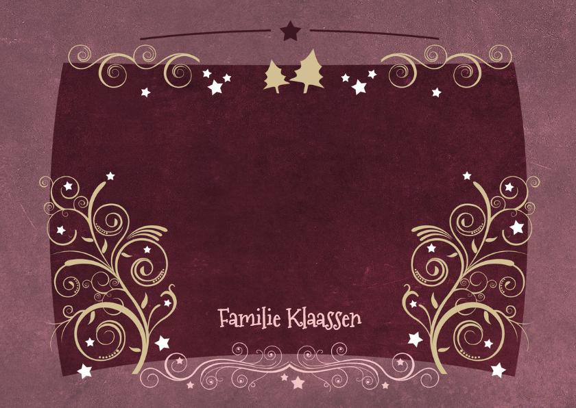 Decoratief Roze Foto L - BK 3