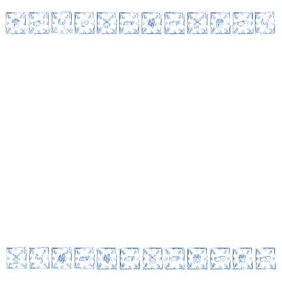 Delfts blauw lief 3