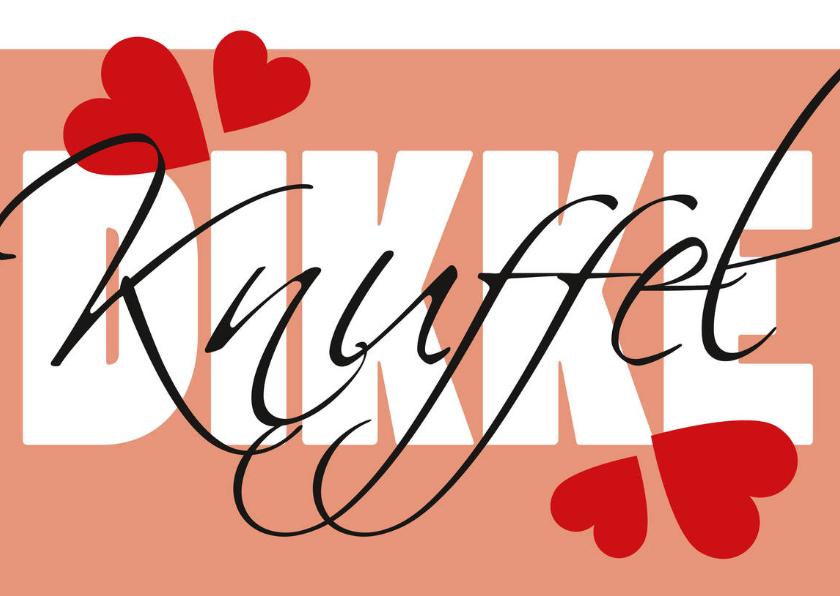 Dikke knuffel origineel 2