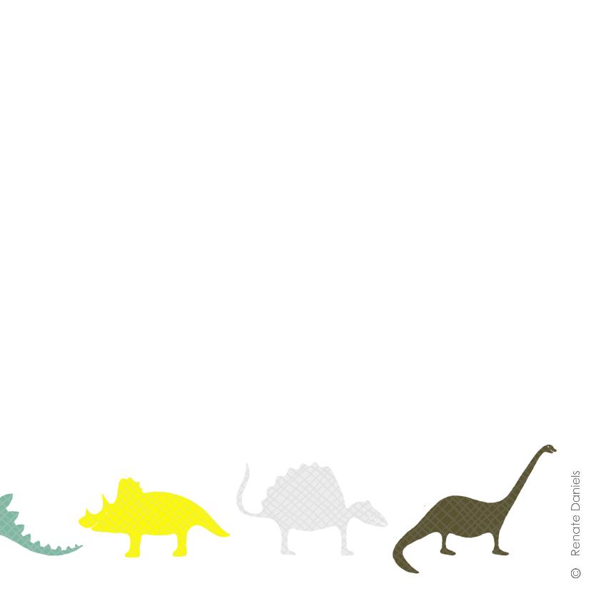 Dinosauriërs oranje 2