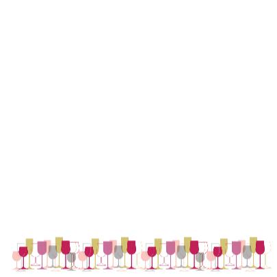 Divers wijnglazen 1 3
