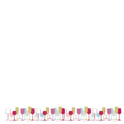 Divers wijnglazen 3 3