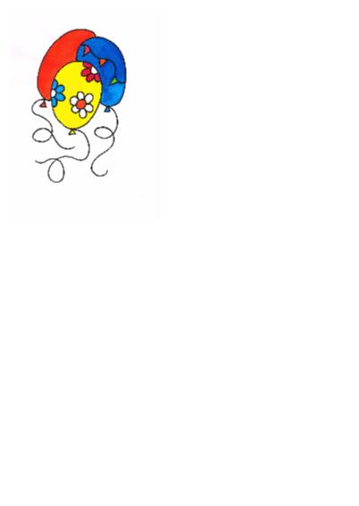 Droomvallei verjaardag ballonnen 2