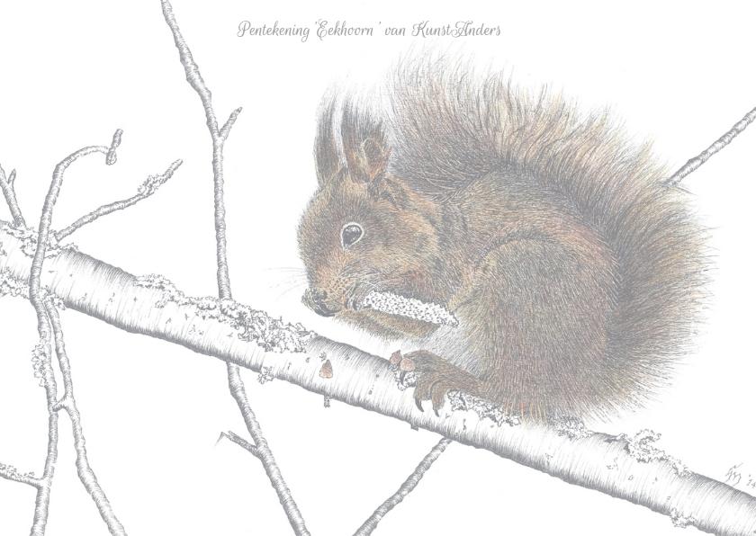 'Eekhoorn' KunstAnders 2