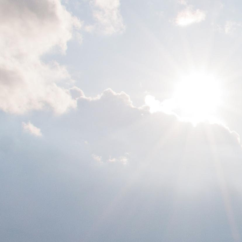 Engel met zon en sterren 2