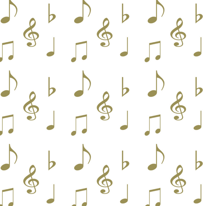 Feest muziek LP goud 2