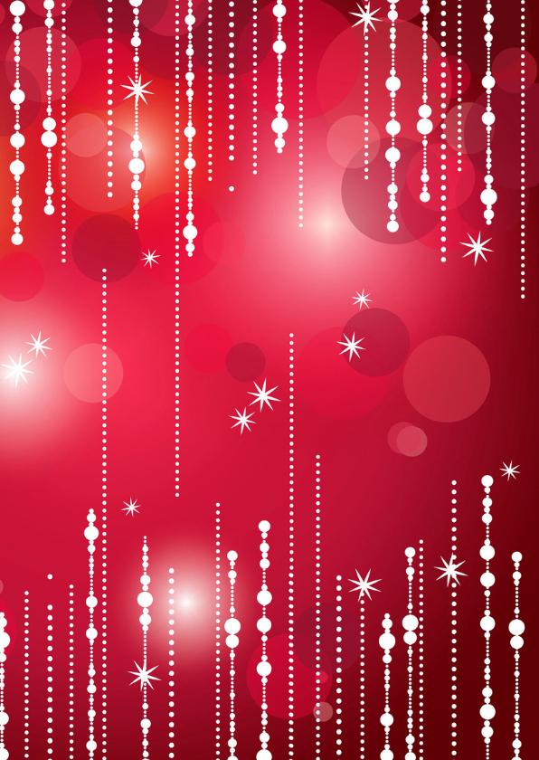 Feestelijke kerstkaart - isf 2