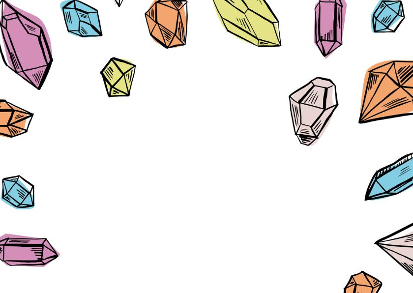 Felicitatie diamanten huwelijk 2