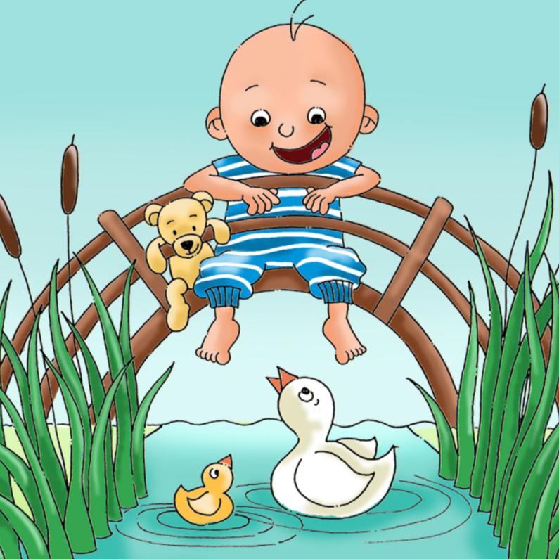 Citaten Geboorte Zoon : Felicitatie geboorte zoon brug felicitatiekaarten
