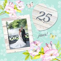 Felicitatiekaarten - felicitatie huwelijkjubileum