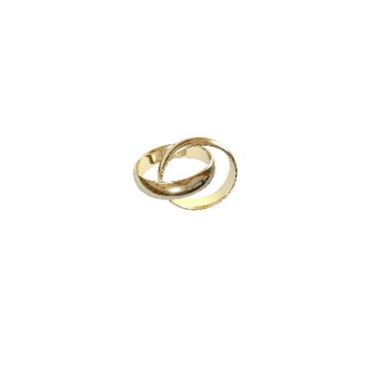 Felicitatiekaart gouden huwelijk 2