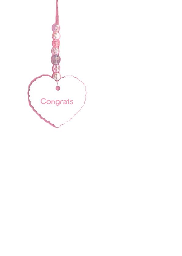 felicitatiekaart hart lief roze 2