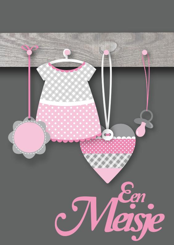 Citaten Voor Dochter : Felicitatiekaart kapstokje meisje felicitatiekaarten