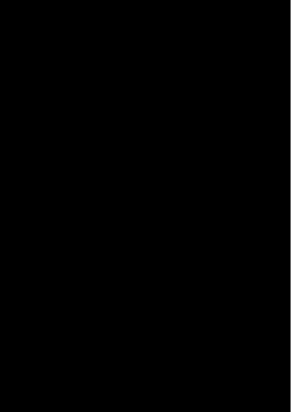 Felicitatiekaart konijn zwartwit 2