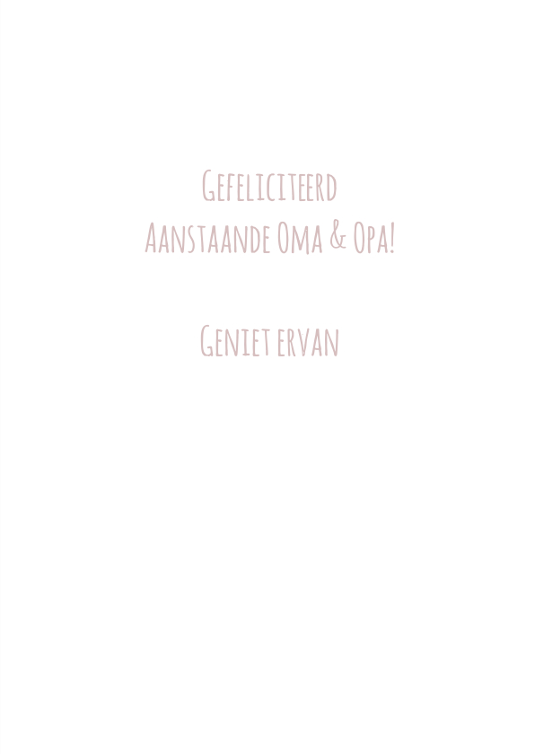 Felicitatiekaart Opa en Oma LFZ 3