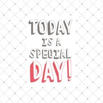 Felicitatiekaarten - Felicitatiekaart Special