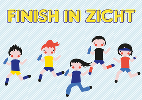 Coachingskaarten - Finish in zicht
