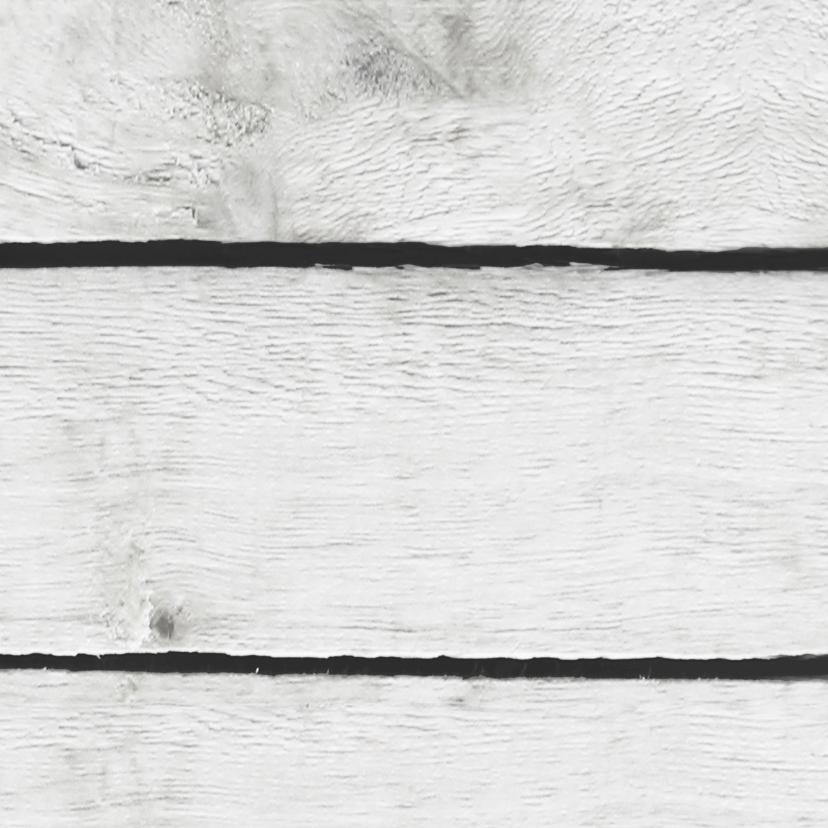 Foto houtprint label eigen tekst 2