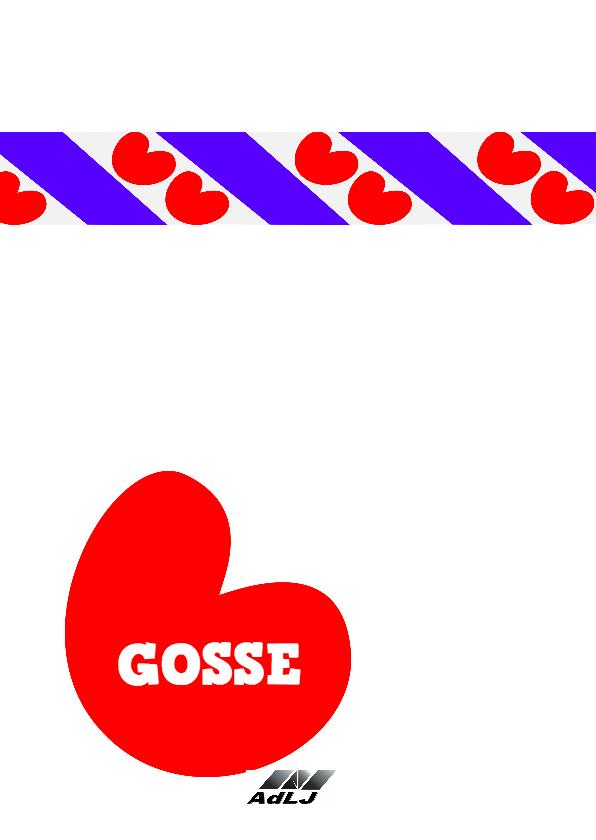 Frysk Lokwinske Gosse  blau - AW 2