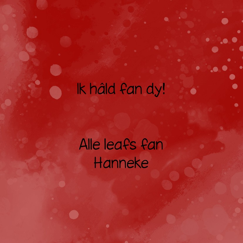 Fryske sprankelende valentijnskaart 3