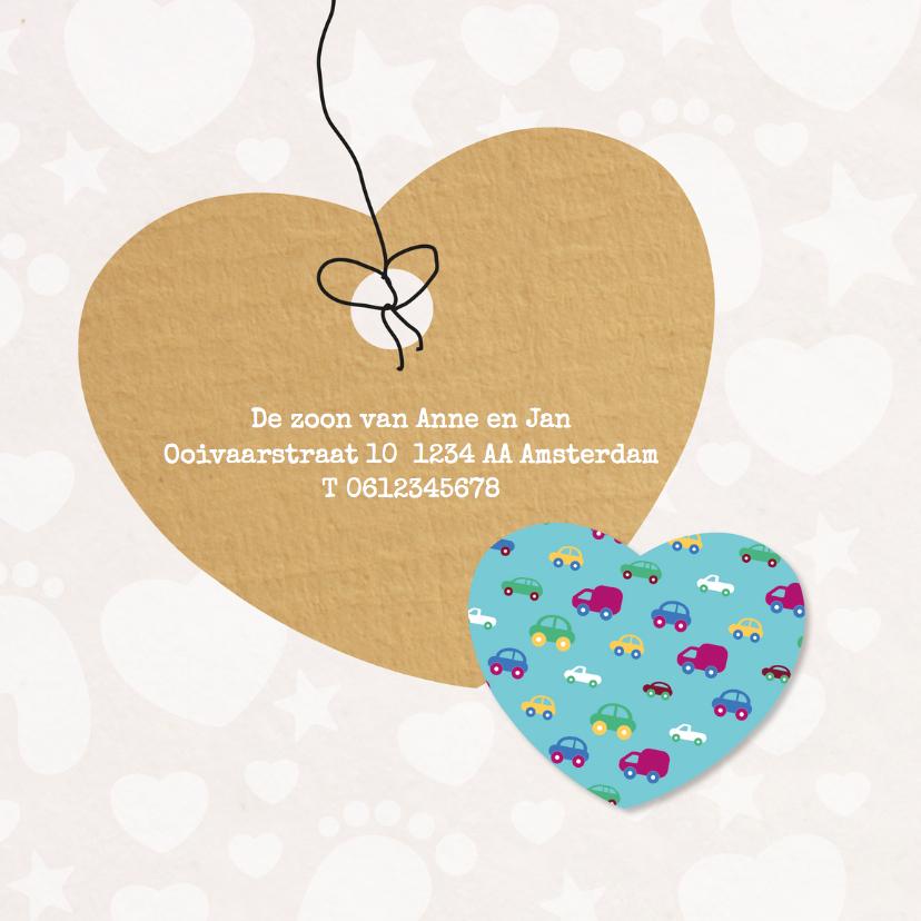 Geboorte-jongen craft hart-MD 2
