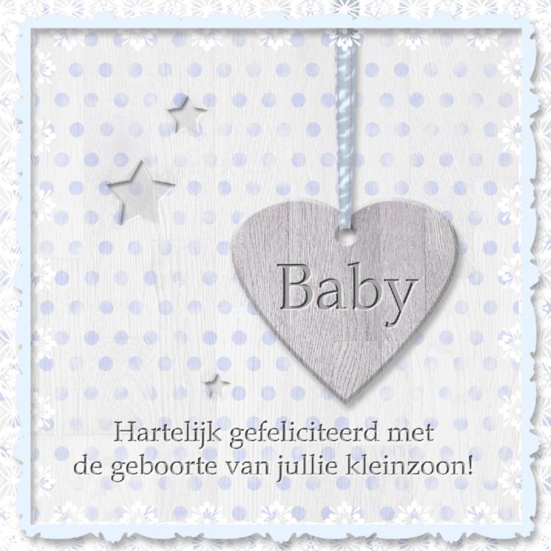 Populair Populair Gefeliciteerd Geboorte Kleinzoon PF31 | Belbin.Info &MD62