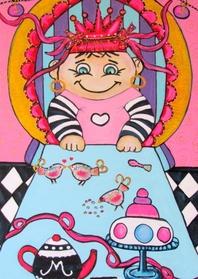 Kinderfeestjes - Geboorte - Marie-Jonneke
