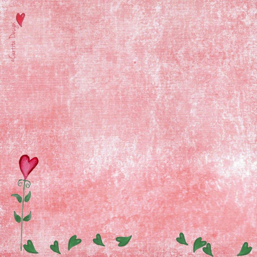 Geboorte Meisje boom hart Cartita Design 2