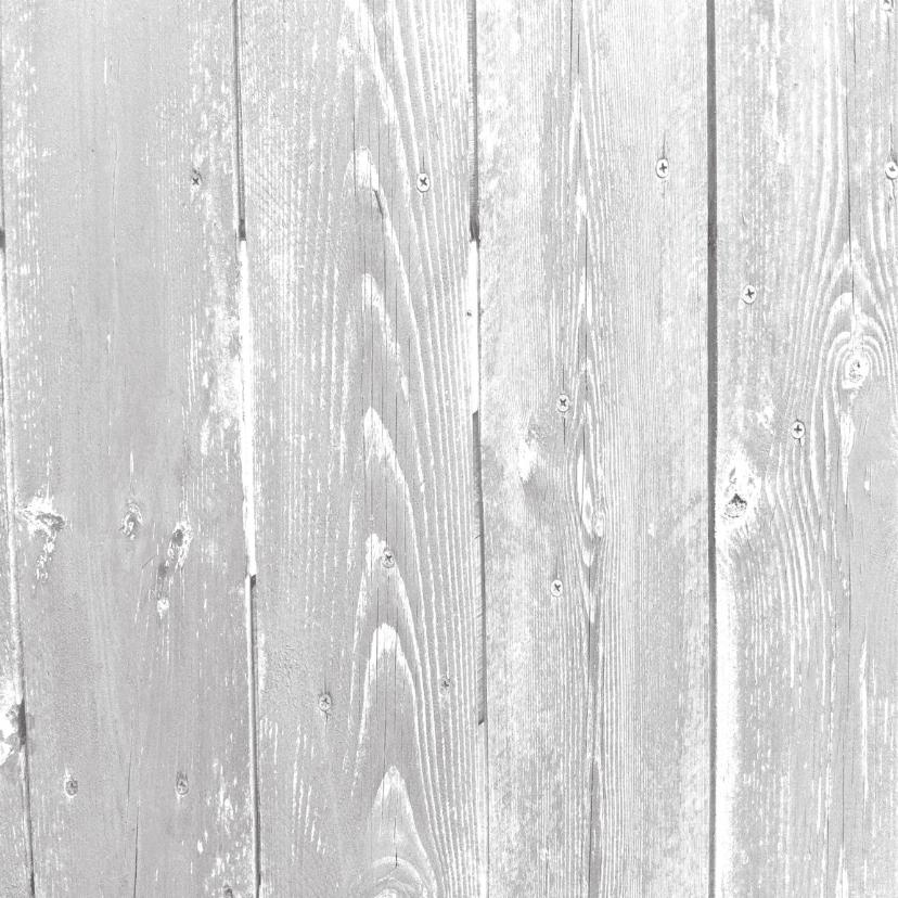 Geboorte met foto hartje en hout 2