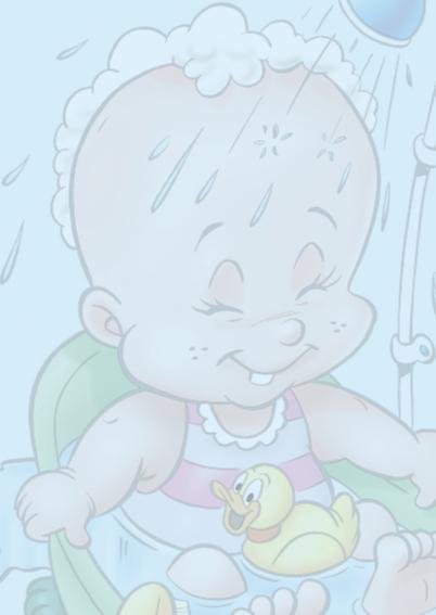 geboorte zoon 3 baby in badje 2