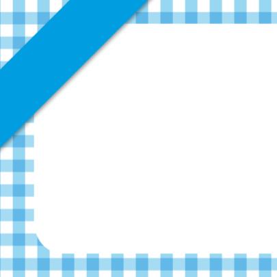 Geboortekaartje Blauwe Strik 2