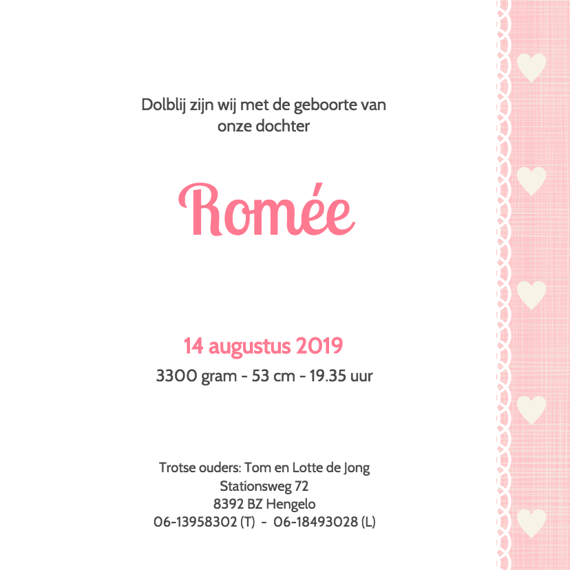 Geboortekaartje-houtkrijt-romée 3