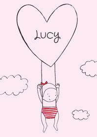 Geboortekaartjes - Geboortekaartje illustratie hart