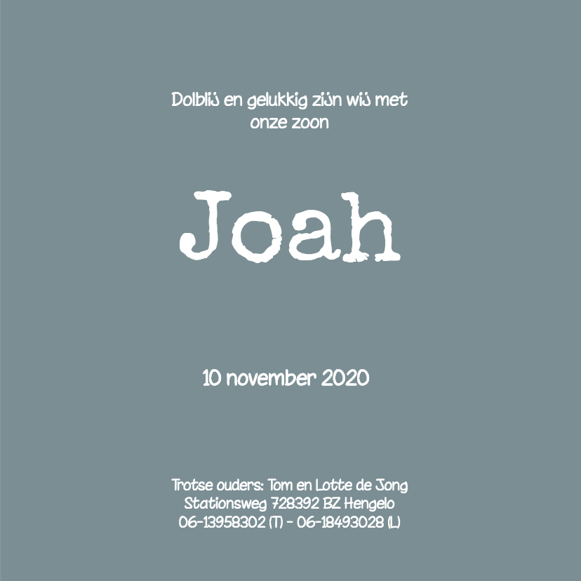 Geboortekaartje_Joah_SK 3