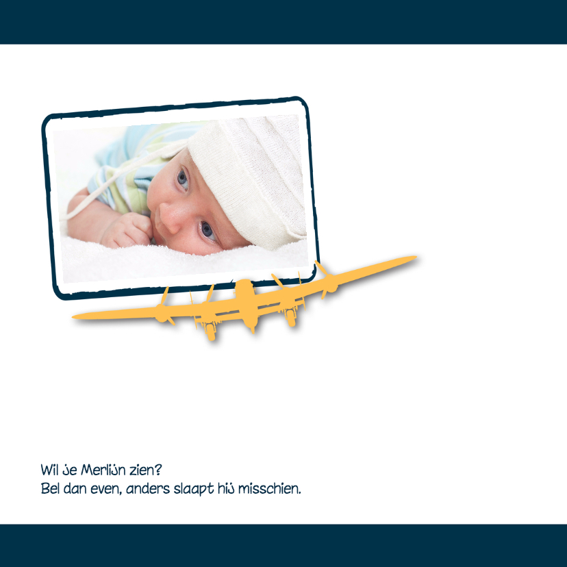Geboortekaartje-vliegtuig-Mrlijn 2