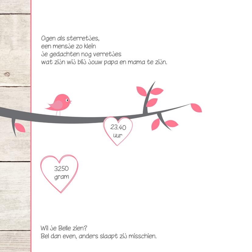Geboortekaartje-vogel-Belle-SK 2