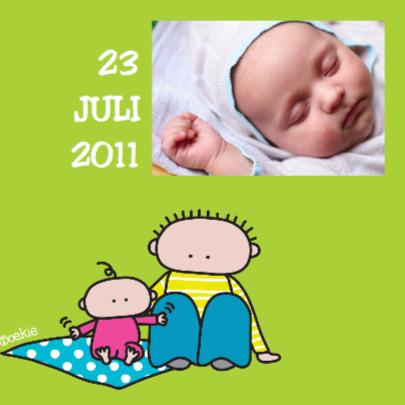 Geboortkaartje Grote Broer  2