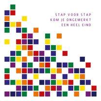 Coachingskaarten - gedichtenbeeld stap voor stap
