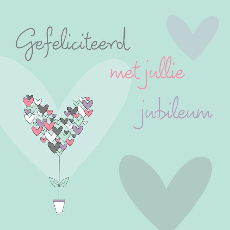 gefeliciteerd met je jubileum Gefeliciteerd met jullie jubileum | Kaartje2go gefeliciteerd met je jubileum