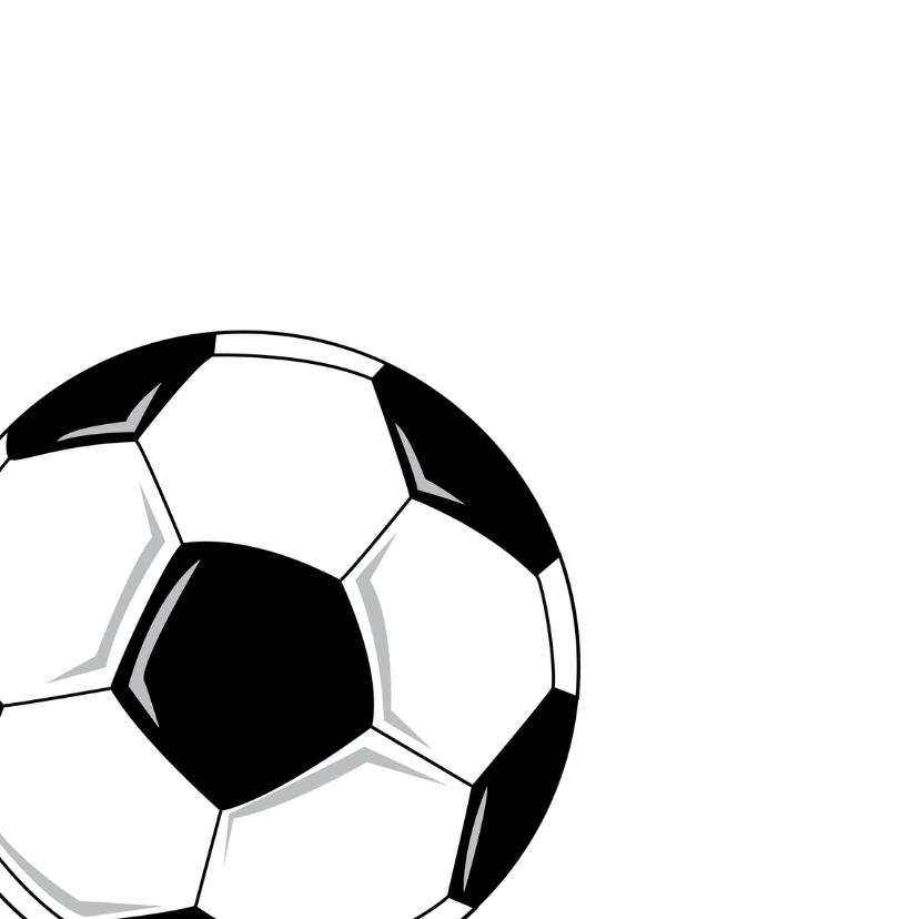 gefeliciteerd voetbal JVT 2