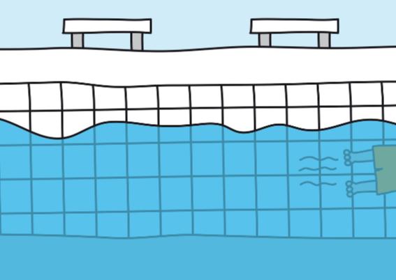 Geslaagd Zwemdiploma Jongen 2