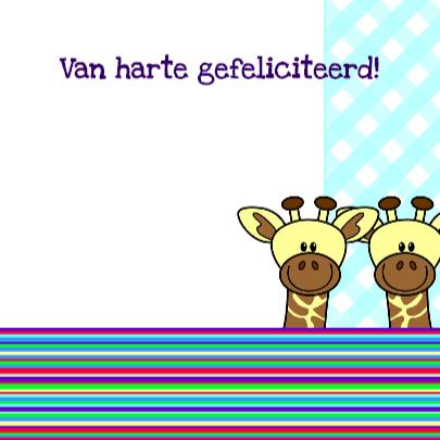Giraffes   jongens tweeling 3