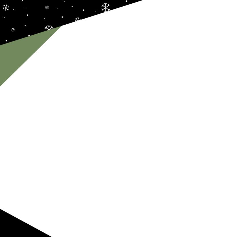 Grafische zakelijke kaart met eigen logo 2