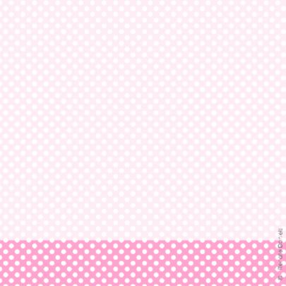 Grijze beer op roze stippen 2