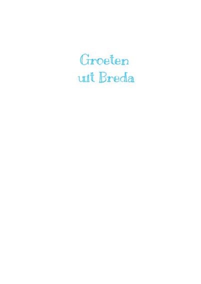 Groeten uit Breda 3