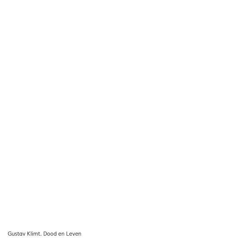 Gustav Klimt. Dood en Leven 2