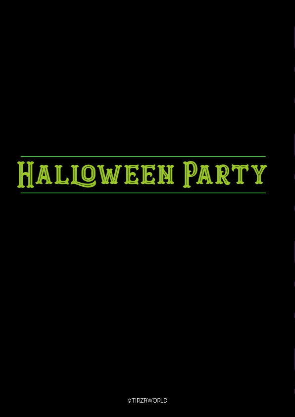 Halloween party candy 2