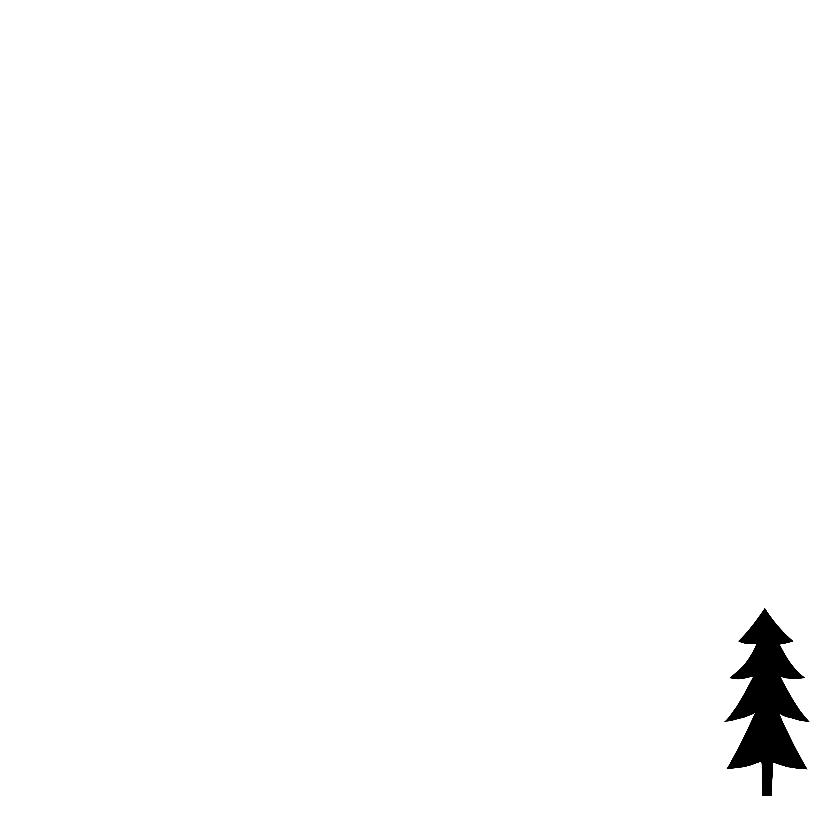 Handlettering Kerstkaart NL 3