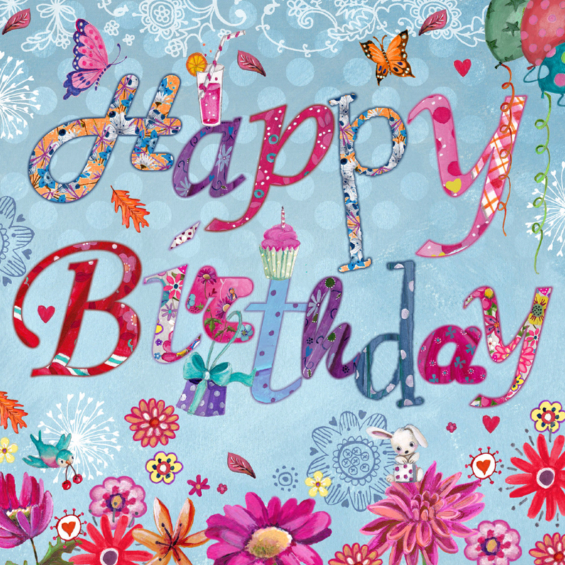 happy birthday letter happy birthday letters bloemen kaartje2go 22083